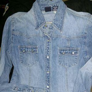 Vintage denim shirt by GAP